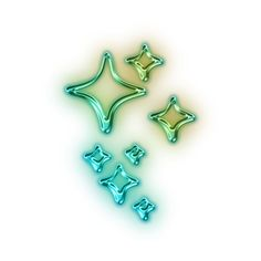 Download Free Twinkle Twinkle Little Star Glowing Green Neon Icon ~... ❤ liked on Polyvore featuring backgrounds, fillers, effect and neon icons