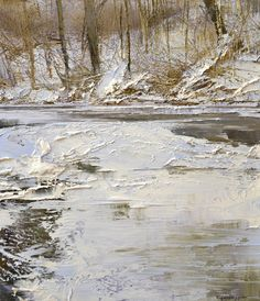 Lynn Boggess 30 January 2014 - 26x22, oil on canvas, Gallery ID# 15088CHS