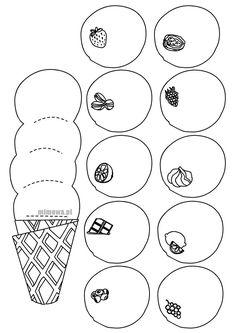"""Logopedyczne lody to zabawa wbrew pozorom na każdą porę roku. Oprócz walorów logopedycznych (utrwalanie głosek """"r"""", """"sz"""", """"c"""", """"ś"""", """"cz"""", """"ś""""), rozwija pamięć..."""