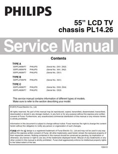 56 Best Philips Television Service Manuals images in 2019