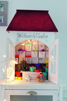 Adventskalender Weihnachtsladen