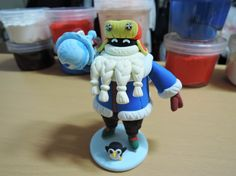 League of legends: Snow Day Bard clay by TheJumpingGenie on Etsy