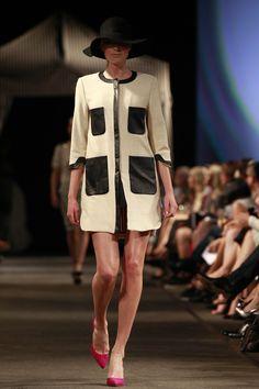 By Malene Birger Fashion show Spring/summer 2012