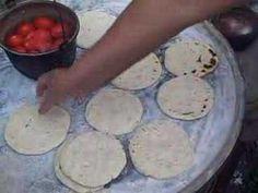 ▶ Making Tortillas in Guatemala - YouTube