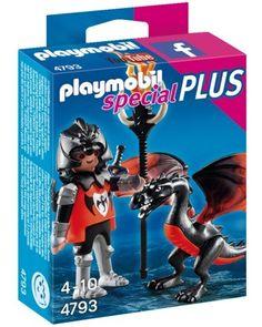 Playmobil Ridder met draak 4793