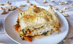 GF, & Vegan Lasagne Recipe using store-cupboard ingredients.