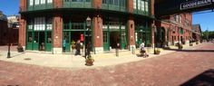 Distillery District Panorama - Toronto, Ontario - Photo