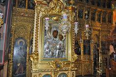 Παναγία Η Προδρομίτισσα.Ρουμανική σκήτη Αγίου Προδρόμου.Αγιον Όρος.