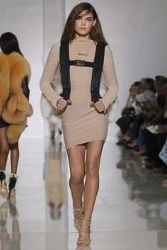 Kanye West Spring 2012 Ready-to-Wear Fashion Show - Bambi Northwood-Blyth