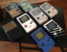 YOUR CHOICE Custom Backlit Original Nintendo by 8BitAestheticsCom