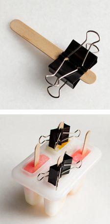 DIY Party Food Ideas | Color Block Cocktail Popsicles | Confetti Pop