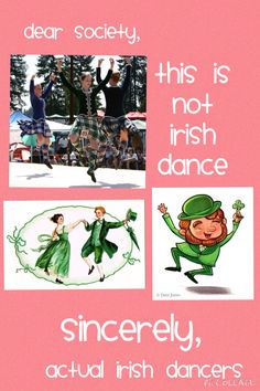 Yeah it's not.>>>> I don't dance anymore, but this is SOOOOO true
