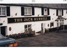 The Jack Russell pub.