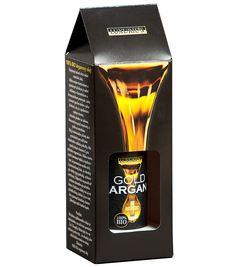 Predstavujeme vám bio arganový olej slovenskej značky Gold argan vyrobený priamo v Maroku. Kvalitný bio arganový olej vhodný na starostlivosť o pleť, pokožku tela i vlasy. Bio arganový olej Gold argan má 24 certifikátov z rôznych krajín, ktoré dosvedčujú, že nebol testovaný na zvieratách a že ide o arganový olej v bio kvalite. Slovenský dovozca osobne navštevuje spracovateľský závod v Maroku a dohliada na kvalitu tohto oleja.