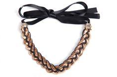 Collar trenzado - Sheinside.com