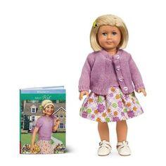 for erin American Girl Kit Mini Doll with Mini Book