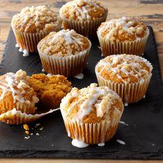 Pumpkin Crumb Cake Muffins Yogurt Muffins, Carrot Muffins, Savory Muffins, Chocolate Chip Muffins, Pineapple Muffins, Pizza Muffins, Bran Muffins, Cinnamon Muffins, Baking Muffins