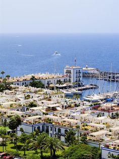 Puerto Mogan, Gran Canaria, Canary Islands