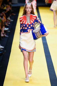 Paris Fashion Week Spring 2015 - The Best Runway Looks From Paris Fashion Week - Harper's BAZAAR