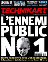 Technikart #171 : L'ennemi public n°1
