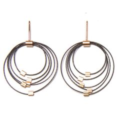 Meghan Patrice Riley  Sculptural Metal Wire Jewelry