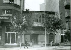 C/ la Estación (pastelería ocio 1999)