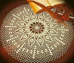 Crochet Patterns Of Wonderful Doily