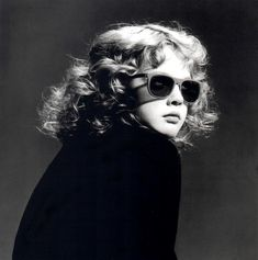 Drew Barrymore by Greg Gorman