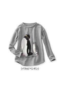 ペンギン親子のバランスにも注目! スマスイとコラボ なかよし親子ペンギントップスの会