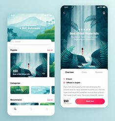Some of the BOMBEST illustration I've seen in a while. By Anna Krestovskaya on dribbble Ui Design Mobile, App Ui Design, Interface Design, Design Design, Booth Design, Site Design, Flat Design, User Interface, Logo Design