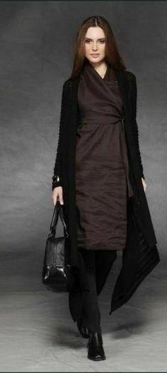 Sarah Pacini Dress Brown Sizi 3   eBay Sarah Pacini, Brown Dress, Tank Dress, Product Description, Im Not Perfect, Womens Fashion, Ebay, Color, Dresses