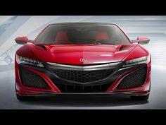 Acura   NSX Future Vehicles   Acura.com