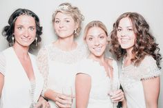 Gorgeous models from the #BHLDN fashion show in Beverly Hills #bhldnla #smilebooth