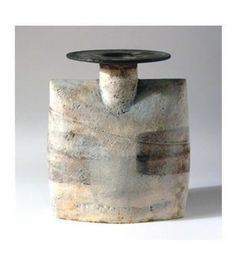 Hans Coper - this form has always appeared to me to be shrugging!