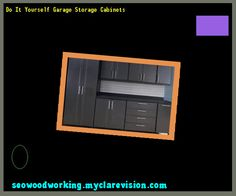 Build your own garage storage cabinet 081543 woodworking plans and do it yourself garage storage cabinets 110645 woodworking plans and projects solutioingenieria Image collections