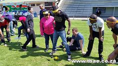 SAPD Strand Corporate Fun Day team building event in Strand, facilitated and coordinated by TBAE Team Building and Events Team Building Events, Team Building Activities, Rugby Club, Good Day, Fun, Buen Dia, Good Morning, Hapy Day, Funny
