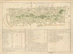 Mapa Puerto Rico.1798.