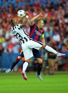 Juventus FC vs FC Barcelona