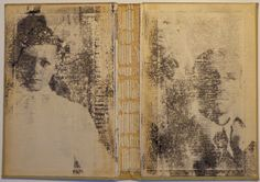 Glimmering Prize: Mixed Media Collage and Assemblage by Lorraine Reynolds