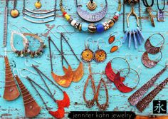 Jennifer Kahn Jewelry Please vote for me!  http://bit.ly/Commune-Feed-Need-Not-Greed