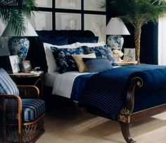 Color Outside the Lines: Ralph Lauren Home Collections Archive ... PART ONE