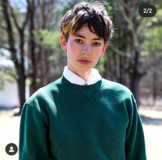 marry me pls Casey Atypical, Pretty People, Beautiful People, Short Hair Cuts, Short Hair Styles, Brigette Lundy Paine, Androgynous Hair, Non Binary People, Cut My Hair
