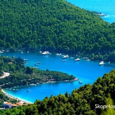 Skopelos..my island..Panormos #Greece