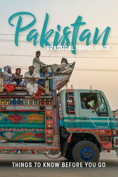 Everything there is to know about travel to Pakistan - Lost with Purpose Indus Valley Civilization, Pakistan Travel, Dubai Skyscraper, Travel Guides, Travel Tips, Budapest Hungary, Things To Know, Asia Travel, Cool Places To Visit