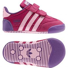 adidas dragon trainers baby