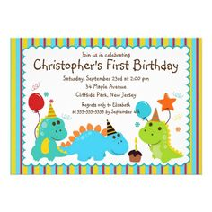 12 Best Dinosaur Birthday Images