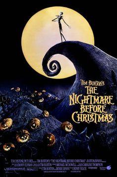 The Nightmare Before Christmas (T. Burton) (+++)
