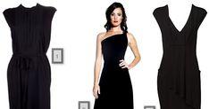 In cazul unei tinute pentru club, mizati pe accesoriile opulente Black, Dresses, Fashion, Vestidos, Moda, Black People, La Mode, Fasion, Dress