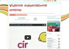 Videos educativos online: ÍNDICE DE VÍDEOS EDUCATIVOS. 100's de videos educativos para ninos ***** por tema :)