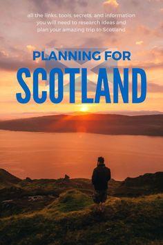 Scotland's XXL Travel Planning Handbook - Scotland Traveloholic